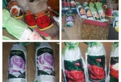 """Троянди в магазині """"Пан Тюльпан"""""""