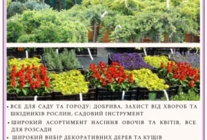 """Садовий центр """"Пан Тюльпан"""" вже активно готується до відкриття сезону! Залишилось зовсім трішечки і ми будемо готові приймати наших шановних покупців!!)"""
